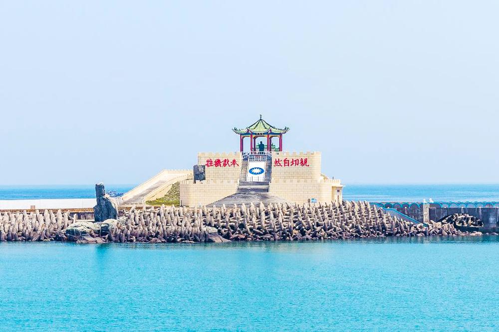馬祖東引景點推薦 中柱港